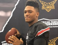 Texas QB commit Roschon Johnson gets Under Armour All-American jersey