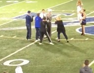 Franklin Central HS soccer star hands homecoming crown to autistic friend