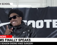 VIDEO: 4-Star CB Max Williams commits to USC in hilarious staged press conference