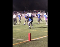Ashland (Mass.) student with special needs celebrates like Gronk after scoring touchdown
