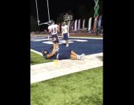Impressive high school play has everyone debating: Catch or no catch?