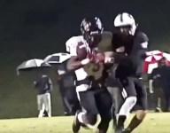 VIDEO: Tenn. 3-star WR A.J. Davis pulls down wild circus catch