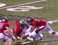 Diving interception secures win for Thompson (Ala.) HS