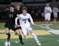 Trinity takes seismic leap in major Super 25 boys soccer shakeup