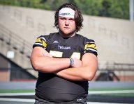 Offensive lineman Ty Murray commits to Louisville's 2019 recruiting class