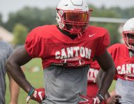 Canton (Mich.) DE Darius Robinson on college choice: 'I just don't know'