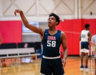 USA Basketball: Playing up two age groups helped 2022 SG M.J. Rice develop a dominant mindset