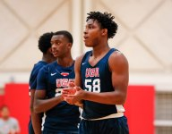 adidas Gauntlet: Elite 2022 SG M.J. Rice focused work and fun on the court