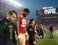 San Francisco 49ers welcome high school team ravaged by Camp Fire