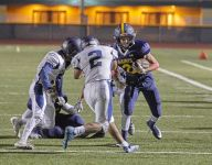 Hillcrest Christian's Ochoa had historic night while honoring friend killed in shooting