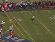Centennial HS fake play fooled referees, touchdown called back
