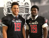Darrian Dalcourt and Shane Lee take their brother-like bond to the UA game