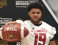 Chosen 25 offensive tackle Darnell Wright signs with Tennessee