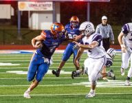 York (Penn.) High's Dayjure Stewart breaks rushing record with 463 yards