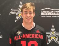 Auburn commit Tyler Fromm's sports upbringing helped him earn his AAB jersey