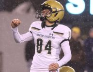 New Jersey kicker sets state record in Non-Public Group 4 final