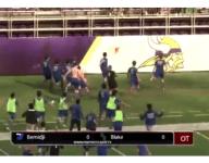 VIDEO: Minn. soccer team wins state title on insane 60-yard, double-OT goal