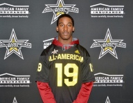 RB Breece Hall nears 2,000 all-purpose yard mark again as he gets All-American Bowl jersey