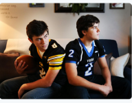Oh, brother: Boston QB twins opposing each other on Thanksgiving