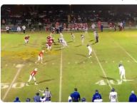VIDEO: Va. receiver makes wild, juggling TD reception off pass from brother