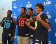 IMG Academy teammates pumped to see All-American Bowl jerseys