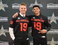 Ryan Hilinski, Kyle Ford show off Orange Lutheran program as All-American representatives