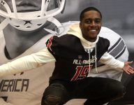 Penn State commit Devyn Ford receives UA jersey, focused on states