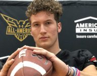 4-star Texas A&M commit Baylor Cupp celebrates Under Armour All-America Game selection