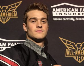 "UA All-American nod ""dream come true"" for #DreamFearlessly Fan Vote winner Chase Roberts"