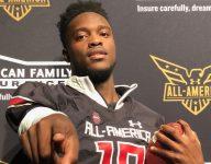 Penn State commit Michael Johnson Jr. receives UA jersey, follows in Brett Hundley's footsteps