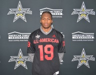 4-Star safety Tyler Owens 'shocked, ecstatic and humbled' to receive All-American Bowl jersey