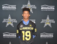 "4-Star CB Marcus Banks: ""Tears of Joy"" receiving All-American Bowl jersey"