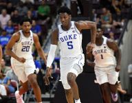 Former Montverde star RJ Barrett is living out his 'Matrix Moment'