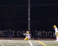 Botched overtime FG turns into TD to give Michigan HS a playoff win