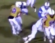 VIDEO: This TD run by Ala. RB Christian Smith broke so many tackles it's insane