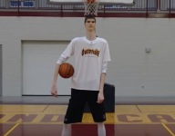 Robert Bobroczky, 7-foot-7 teammate of LaMelo Ball, calls 7-foot NBA star Kristaps Porzingis 'short'