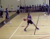 VIDEO: Nashville senior hits season's first near full court shot