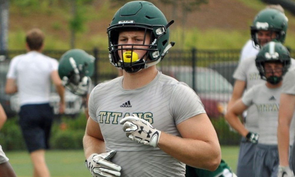 J.D. Bertrand committed to Notre Dame from Blessed Trinity Catholic High School in Georgia (Photo: 247Sports)