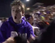 VIDEO: Gonzaga celebrations brought down a stadium fence after DeMatha win