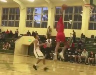 VIDEO: Shaqir O'Neal, Shaq's younger son, throws down first in-game dunk