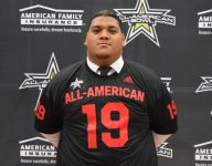 4-star DT Siaki Ika honored to receive All-American Bowl Jersey, focused on decision