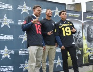 'Muscle' and 'Flash': Star Bosco CBs Chris Steele, Trent McDuffie take on All-American Bowl