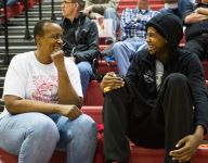 Kiyron Powell battles epilepsy, opponents with help from his biggest fan: His mom