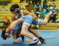 Referee who made wrestler cut dreadlocks 'done working with' district