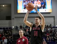 Joe Girard and Cole Anthony light up City of Palms Classic 3-point, dunk contests