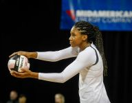 ALL-USA Girls Volleyball: Second Team
