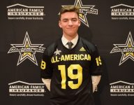 Wisconsin QB commit Graham Mertz 'honored' by All-American Bowl selection