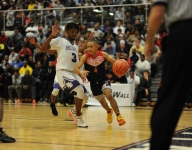 John Wall Invitational: Julian Newman frustrated by shooting woes