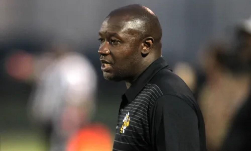 Louisville Central football coach Marvin Dantzler (Photo: Courier-Journal)
