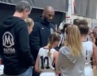 VIDEO: Latest mixtape from Kobe Bryant's daughter Gigi shows impressive quickness